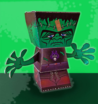 Frankenstein Toy