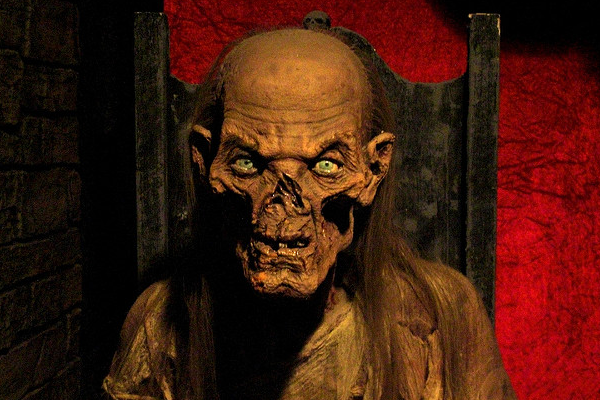 The Crypt Keeper in Tales From The Crypt – Best Animated Horror Cartoon Characters
