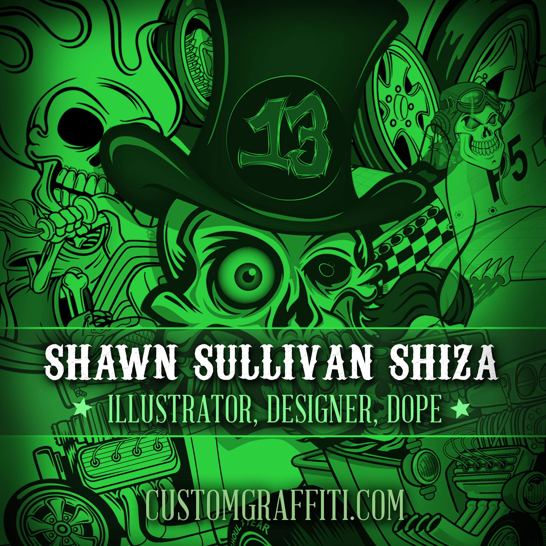 Shawn Sullivan Shiza